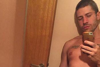Juan Manuel Martino nude