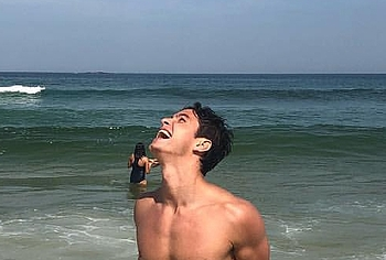 Michael Ronda nude
