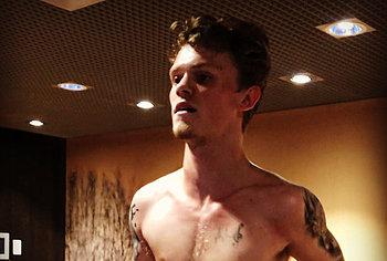 Charlie Lenehan nude