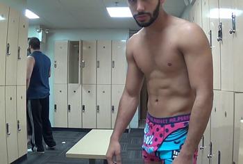 Adam Saleh Nude