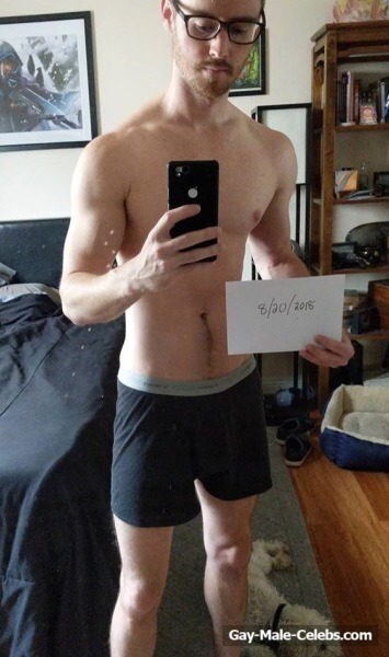 Daniel chapman naked