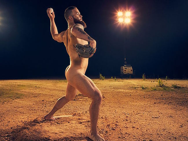 Dallas Keuchel nude