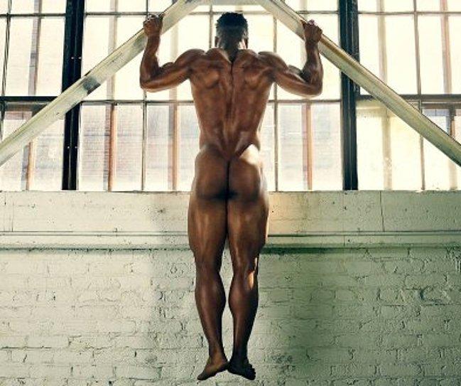 Saquon Barkley nude
