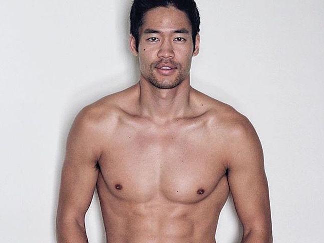 David Lim nude