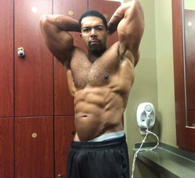 David Otunga nude