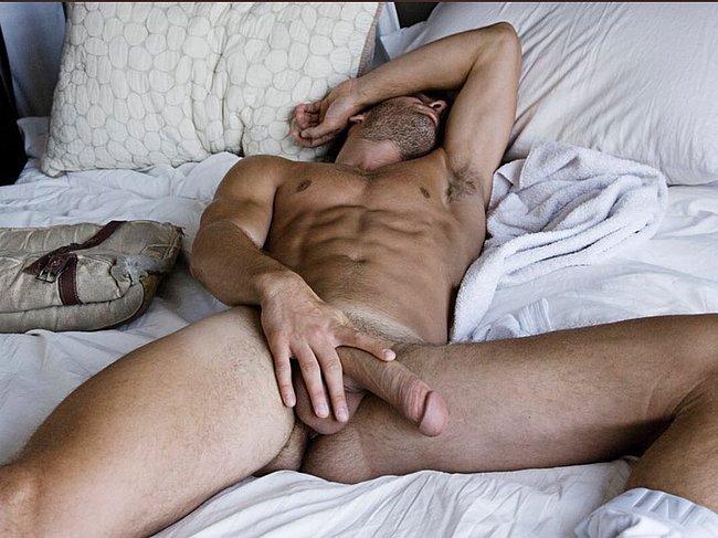 Paulie Calafiore nude