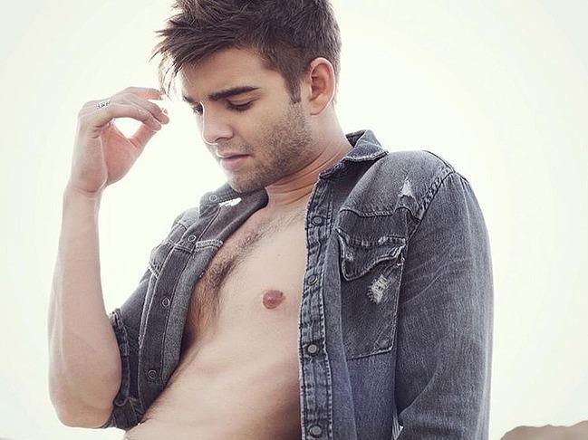 Jack Griffo nude