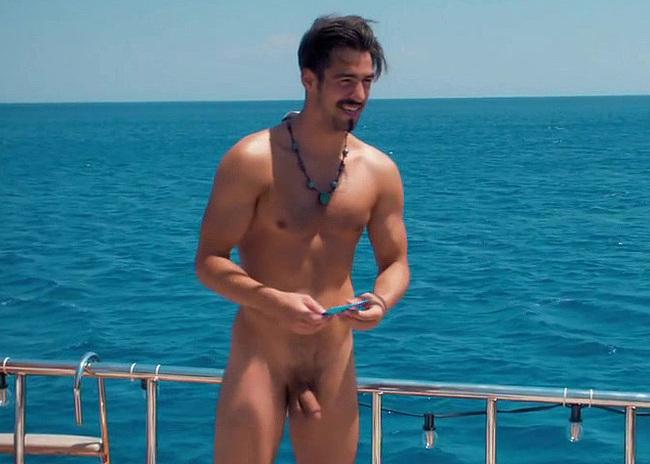 Pascal Peurcy nude