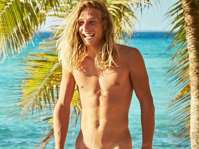 Marius Hoppe nude