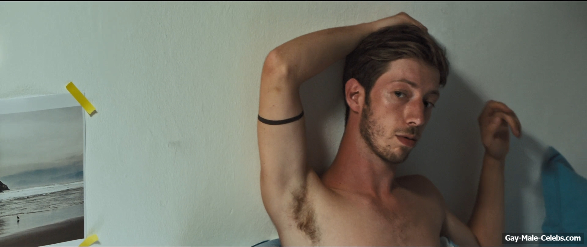"""Naked Male Actors german actor maximilian """"max"""" mauff frontal nude scenes"""