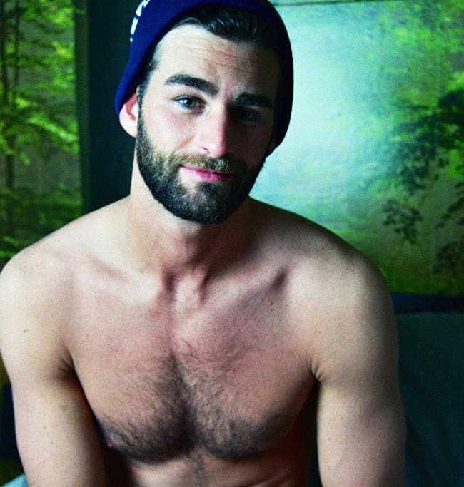 Chris Salvatore nude