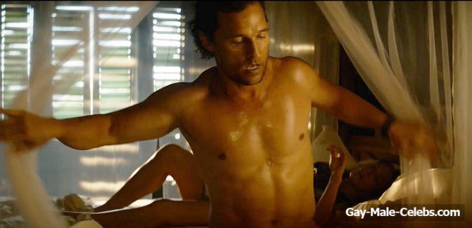 Matthew Mcconaughey Full Frontal Picture Scenes Naked Male Celebrities