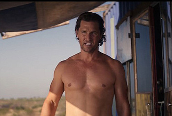 Matthew McConaughey Nude