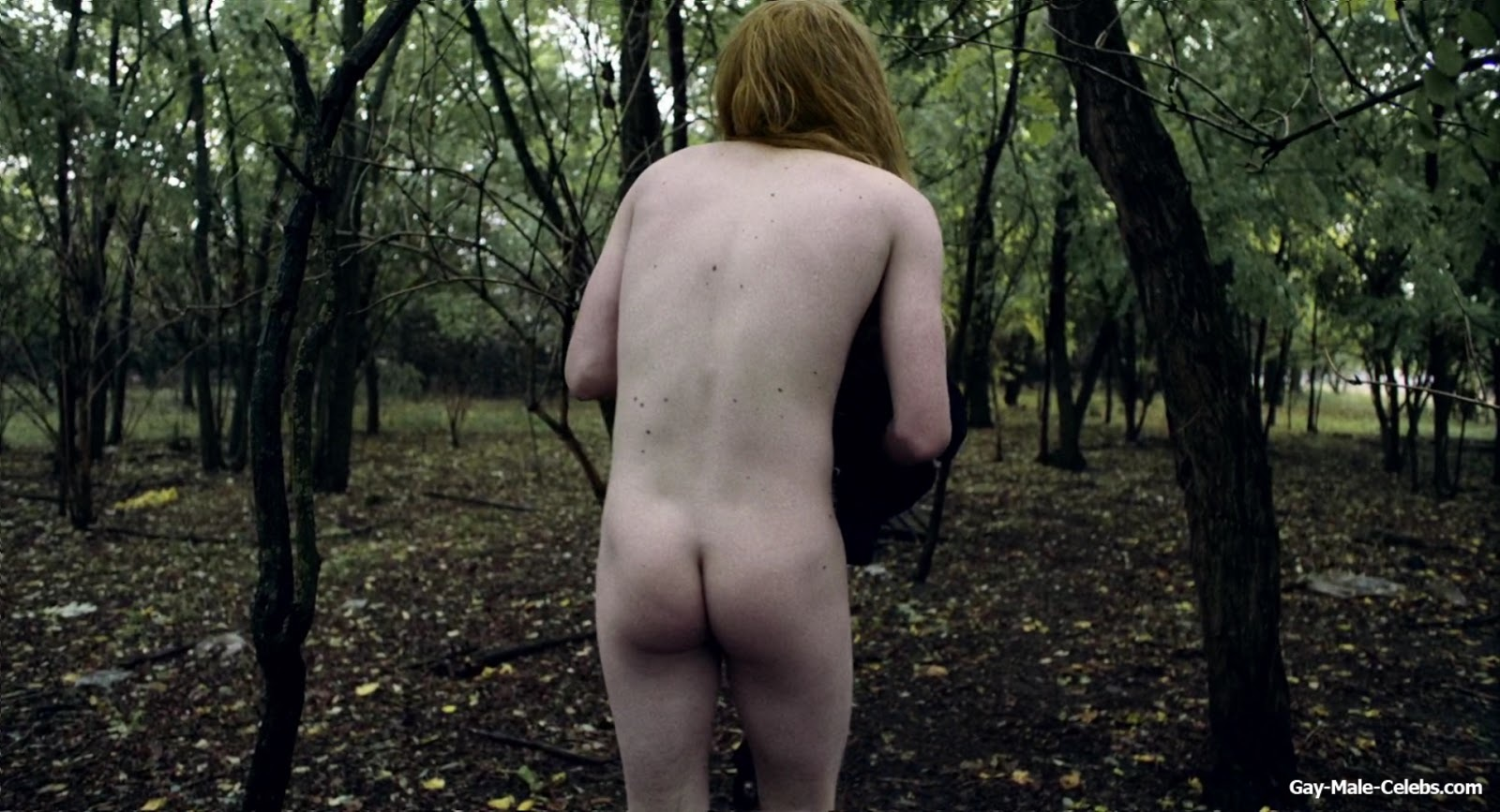Jack Kilmer (son of Val Kilmer) Nude Ass in Lords Of Chaos