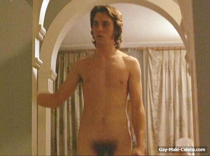 Christian Bale Nude