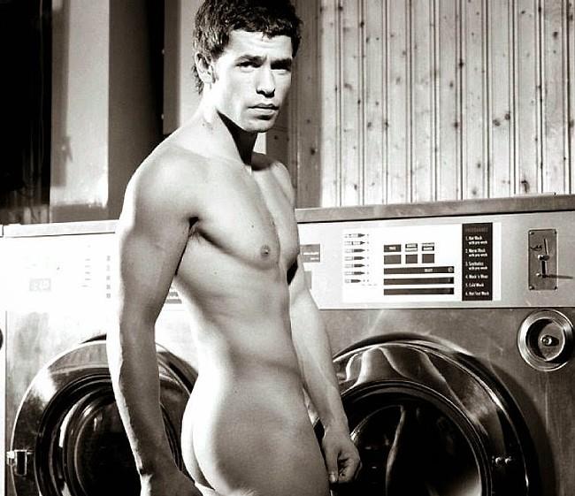 Kelvin Fletcher nude