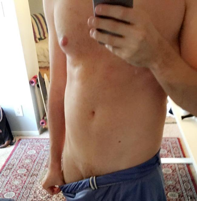 Jonah Green nude