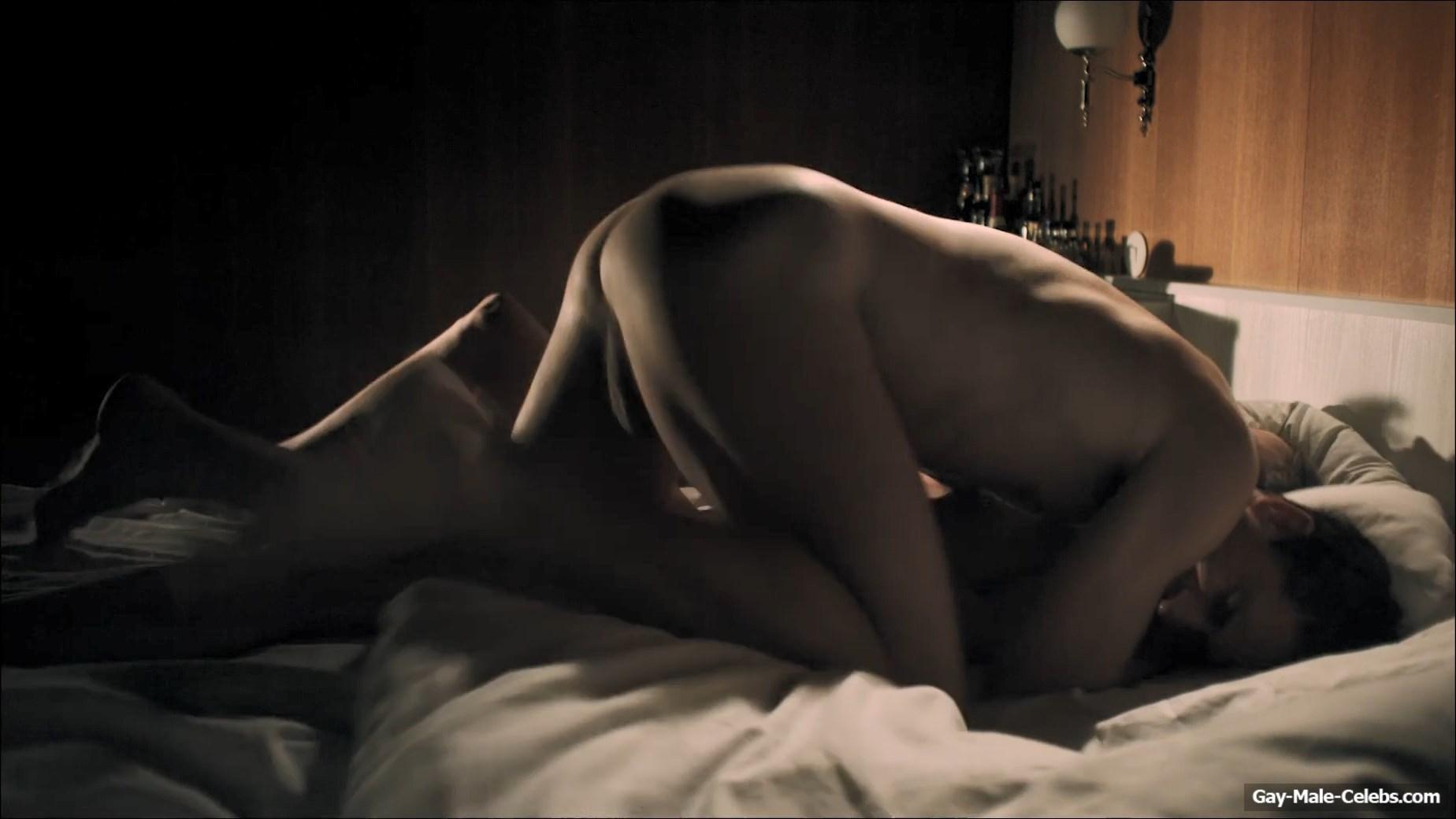 German Actor Oliver Mommsen Frontal Nude Movie Scenes -6501