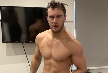 Will Ospreay Naked