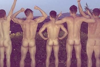 Daniel Goodfellow Nude