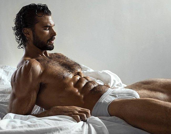 Walter Savage nude