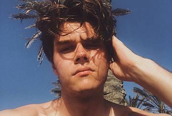 Harrison Webb nude