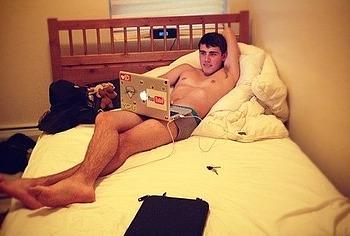 Alfie Deyes nude