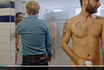 Daniel Rodic nude