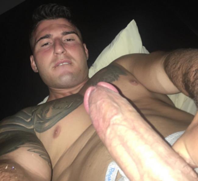 Filippo Giove nude