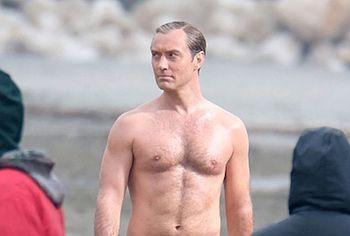 Jude Law nude