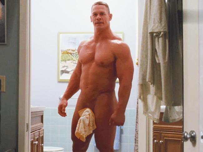 John Cena Nude