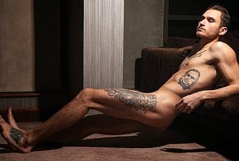 Charlie Clapham Nude