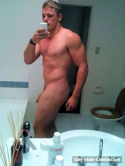 English Professional Rugby Footballer George Burgess Leaked Frontal Nude Selfies Thefappening Men 2019