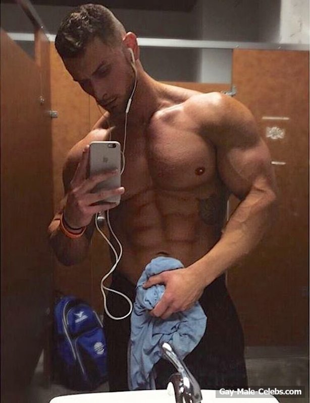 Instagram Star & Model Chase Ketron Leaked Nude And Jerk Off Video