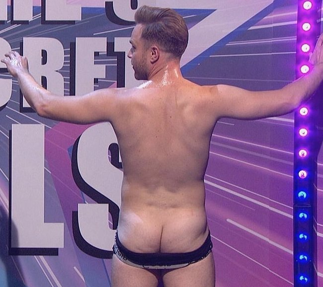 Olly Murs nude