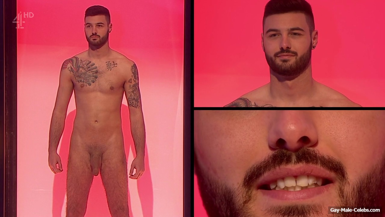 Naked attraction tribute to kim newman