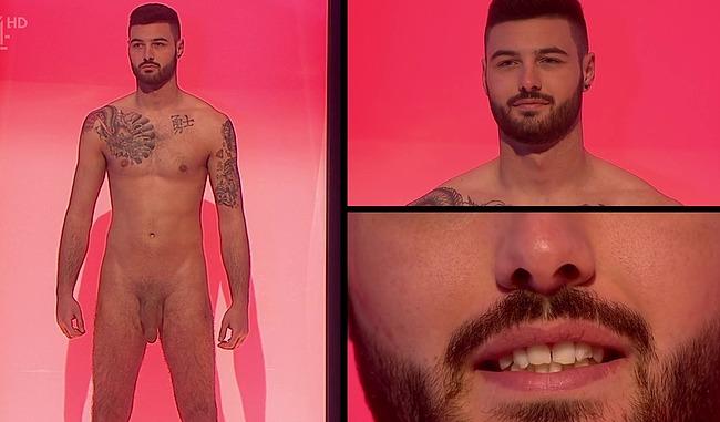 Mark Redfearn nude