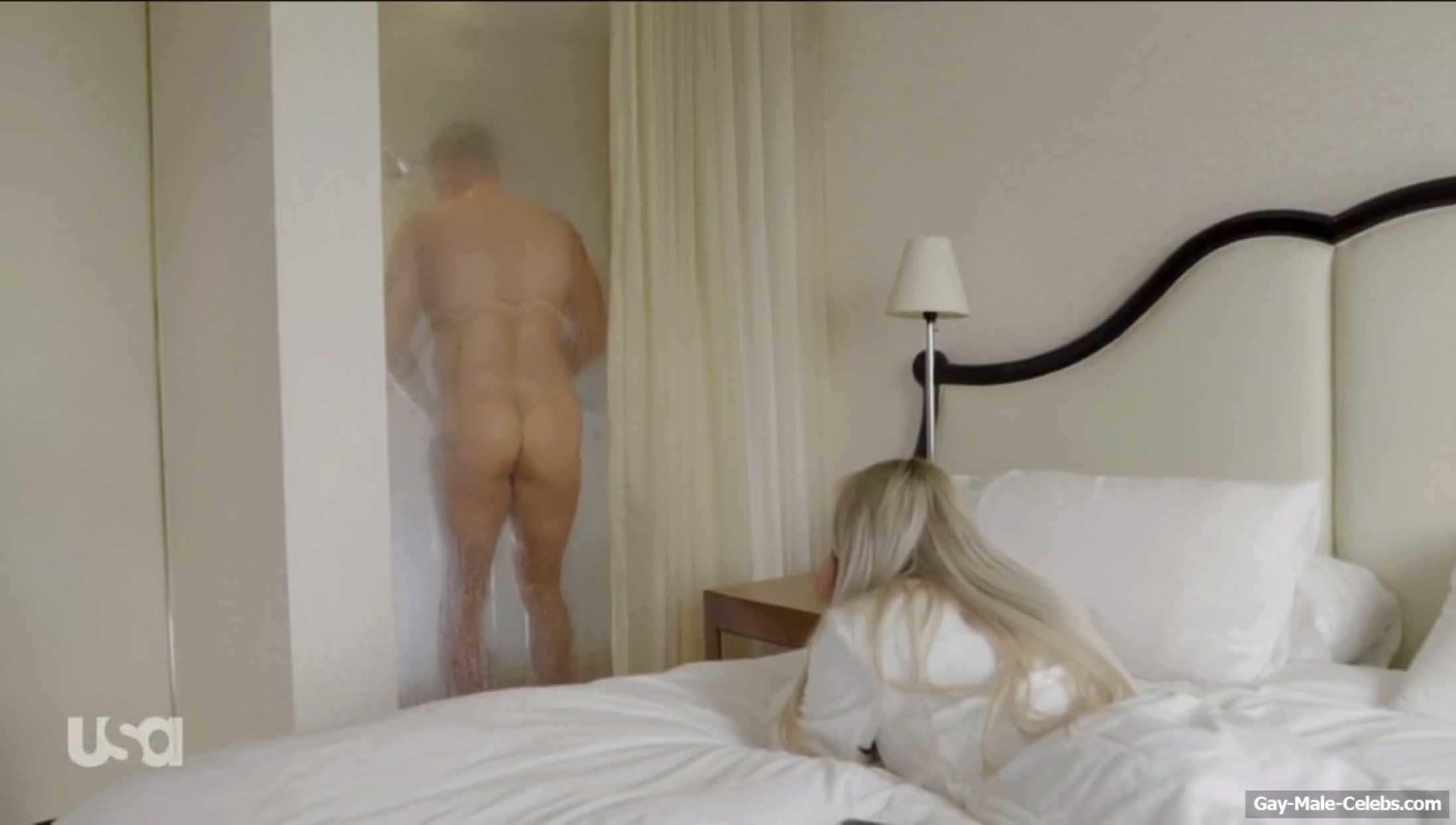 Shameless male nude scenes