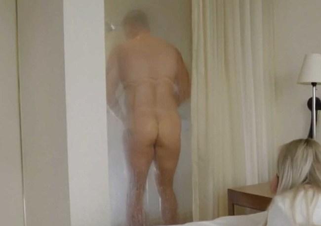 The Miz Nude