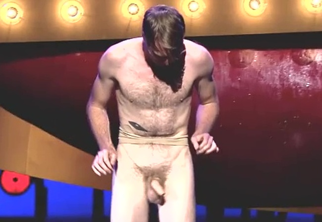 Trygve Wakenshaw nude