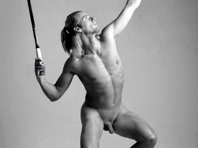 Milos Drakulic nude