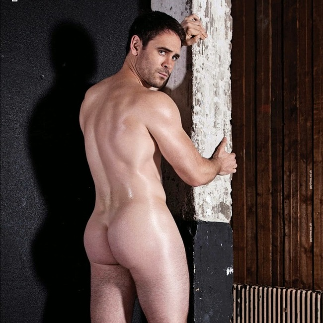 Ayden Callaghan Nude