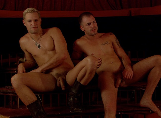 Dylan Vox and Josh Collins nude