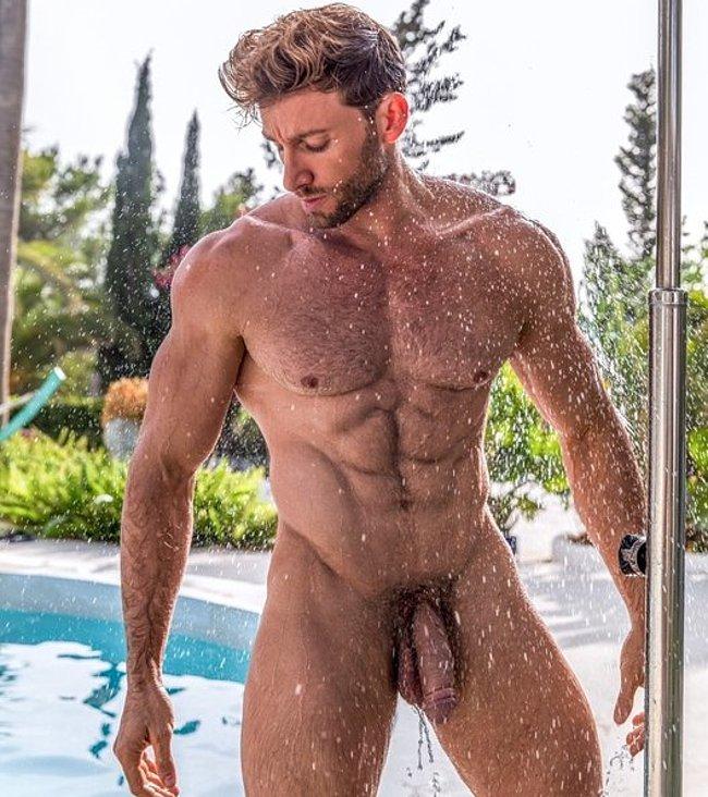 Davide Zongoli nude