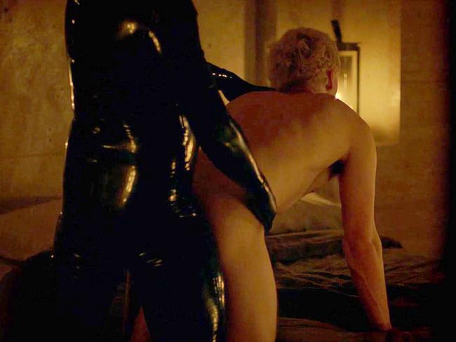 Evan Peters Nude