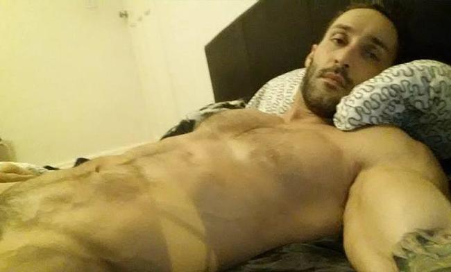 Chris Masters nude