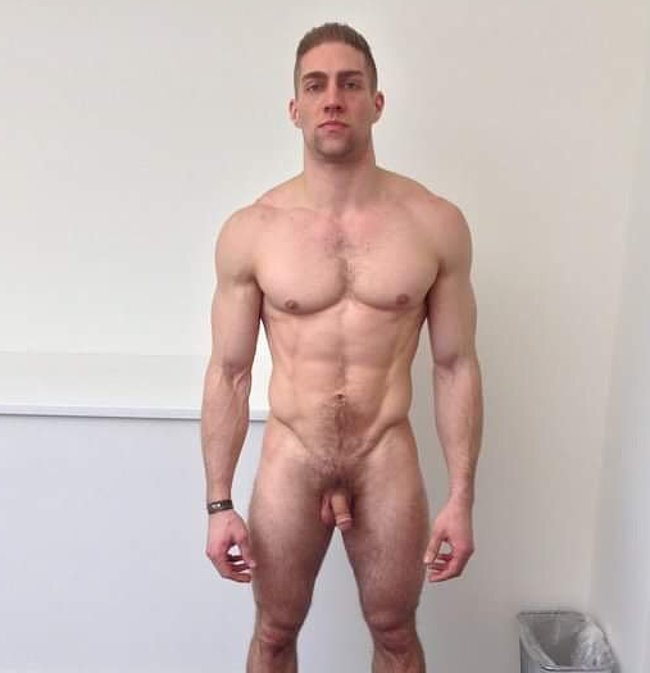 David gallagher naked