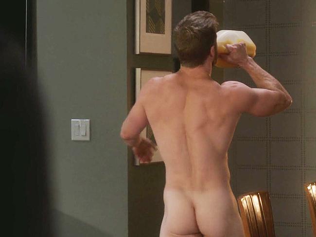 Derek Smith Nude