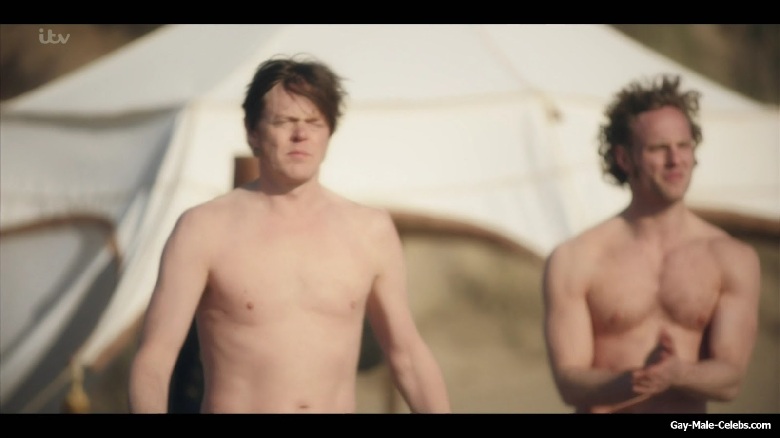 Andy Richter Nude kris marshall & jack fox nude and sexy in sanditon s01e01