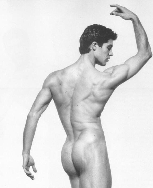 Roberto Bolle Nude